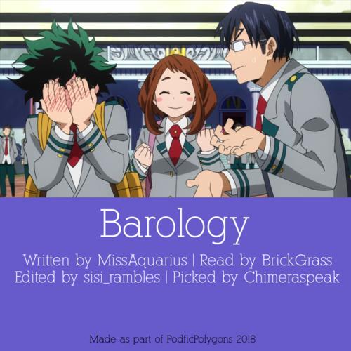Barology Cover Art